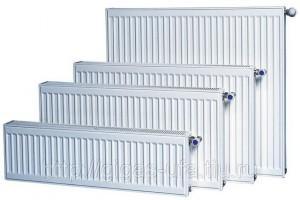 Размеры стальных радиаторов