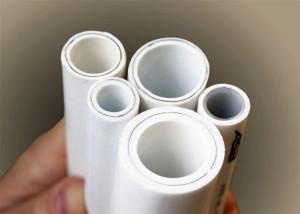 Трубы разных диаметров