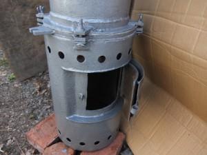 Армейская печка