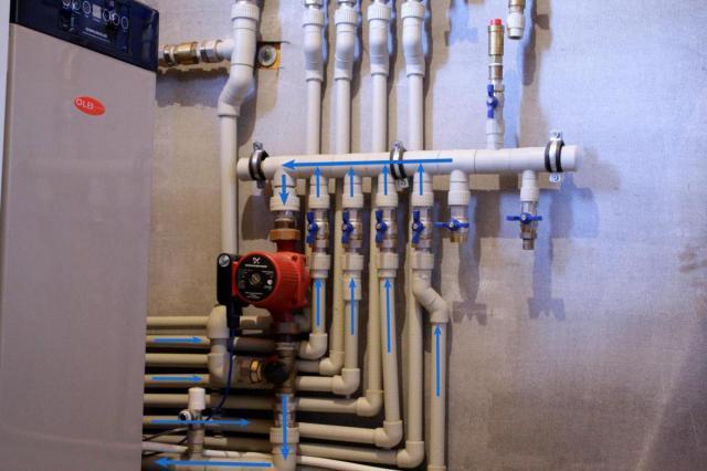 Коллектор для водоснабжения своими руками 274