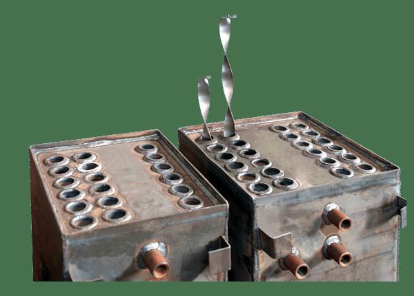 Самодельные теплообменники для газового котла теплообменники на урале