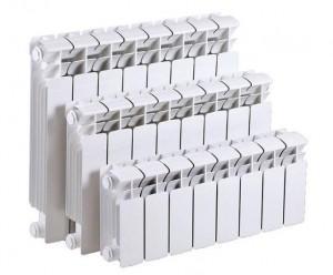 Размеры радиаторов для отопления