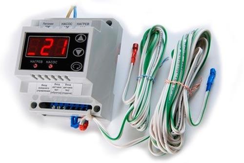 Что такое электрический термостат для отопления почему болит голова от ок