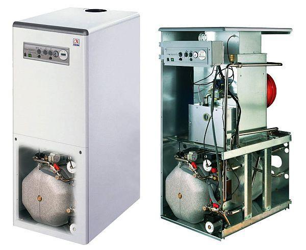Газовые двухконтурные котлы с чугунным теплообменником Кожухотрубный испаритель Alfa Laval DXD 120 Елец