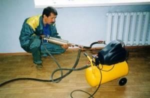 Промывка труб специалистами
