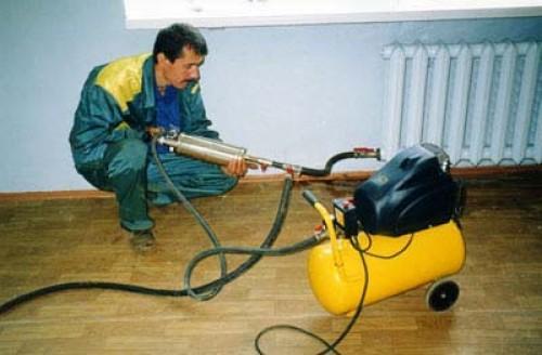 Чистка системы отопления частного дома