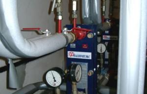 Прибор обеспечивающий контроль за объёмами потребляемой электроэнергии и воды