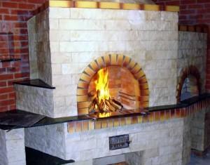 Отопление дровами