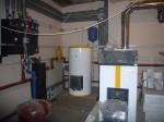 Основные особенности систем отопления, водоснабжения и канализации