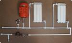 Паровое отопление частного дома — схема и особенности