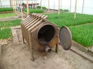 Пиролизная печь своими руками — основные преимущества отопительного агрегата