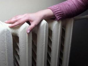 Отключенное отопление