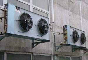 Кондиционирование и вентиляция помещений