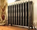Расчет отопления — вес 1 секции чугунного радиатора