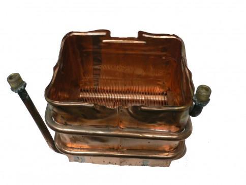 Промыть теплообменник на газовой колонке нева Подогреватель высокого давления ПВД-К-700-24-4,5 Хабаровск