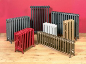 Размер радиатора влияет на теплоотдачу