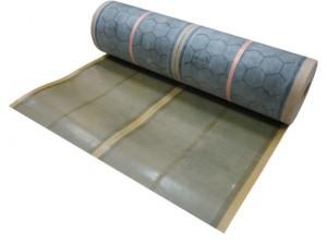 Пол карбоновой с тепловыделяющей поверхностью