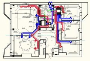 СП 60.13330.2012 о системах отопления, вентиляции, кондиционирования