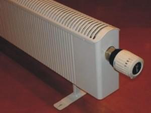 Внешний вид стальных радиаторов
