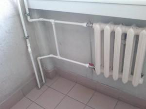 Монтаж отопления в квартире