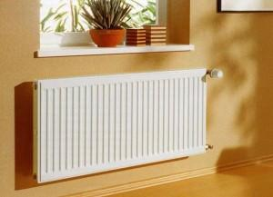 Металлические панельные радиаторы