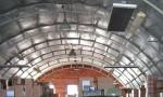 Воздушные системы отопления производственных помещений