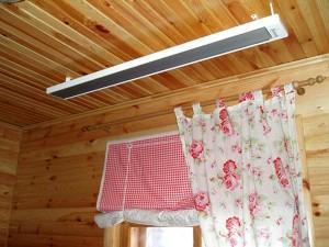 Покупка теплового излучателя для дома