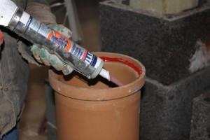 Выбираем термостойкий герметик для дымохода