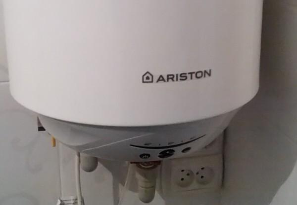 Ariston Booster 80 инструкция - фото 6