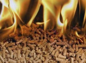 Пеллеты - органическиое топливо