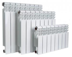 Размеры радиаторов отопления