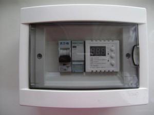 Автоматика управления процессами нагрева