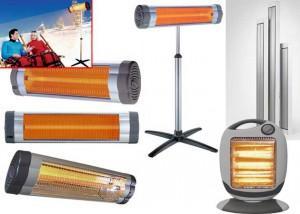 Знакомьтесь – инфракрасные обогреватели, технические характеристики, виды и преимущества