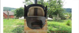 Необычная печь